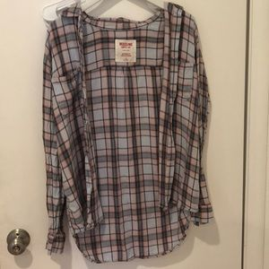 Soft Flannel. Size M